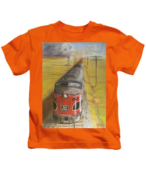 Near Thistle  Ks Kids T-Shirt