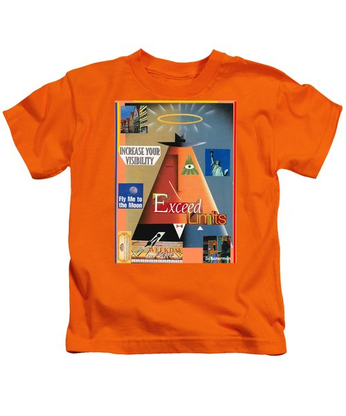 No Limits Kids T-Shirt