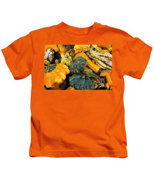 Odd Gourds One Kids T-Shirt