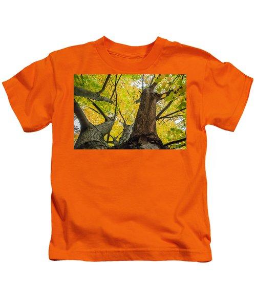 Ohio Pyle Colors - 9687 Kids T-Shirt