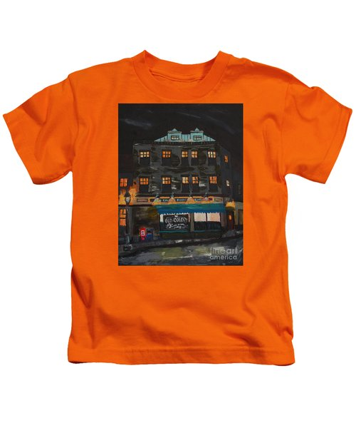 Old Colony Running Events Kids T-Shirt