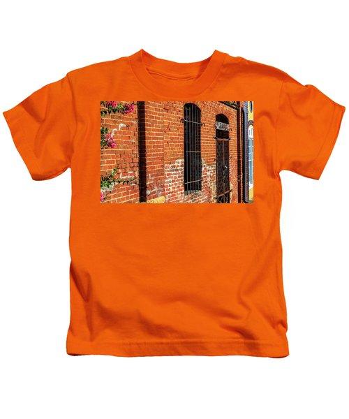 Old Town Jail Kids T-Shirt