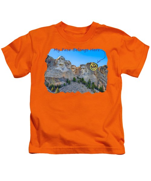 One More Kids T-Shirt by John M Bailey