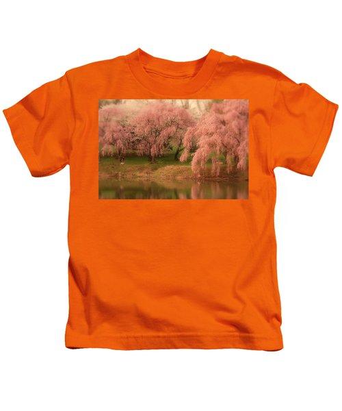 One Spring Day - Holmdel Park Kids T-Shirt