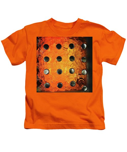 Orange Pop! #orange #pop #sodapop Kids T-Shirt