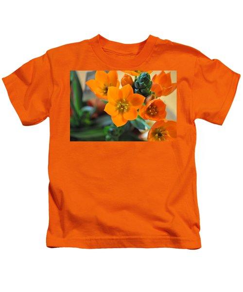 Orange Star Kids T-Shirt