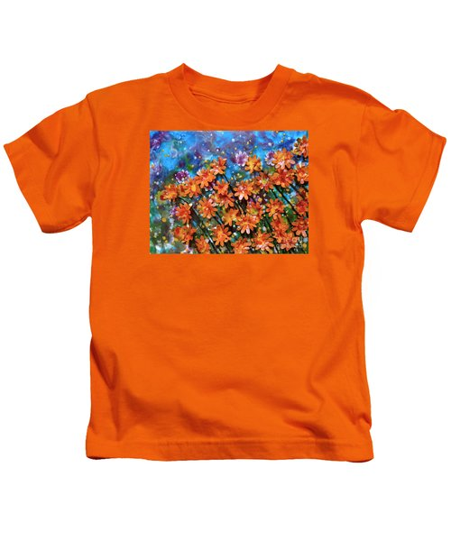 Amazing Orange Kids T-Shirt