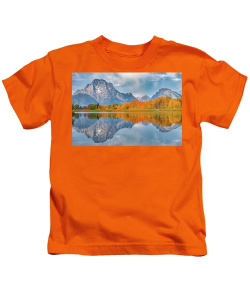 Oxbow's Autumn Kids T-Shirt
