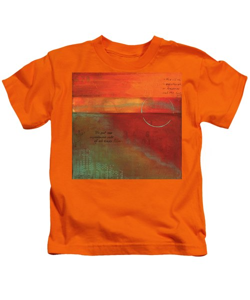 Painterly Kids T-Shirt
