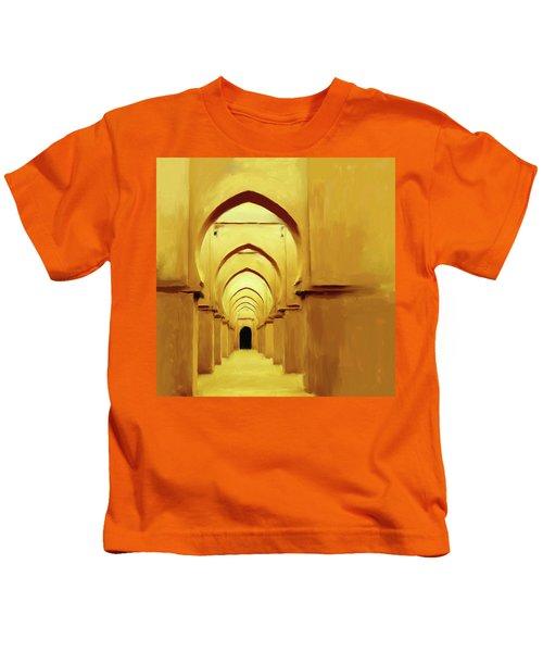 Painting 686 1 Tinmel Mosque Kids T-Shirt