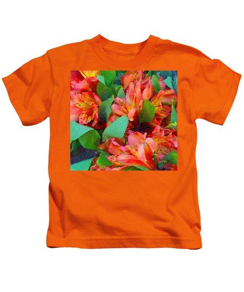 Palette Of Nature 2 Kids T-Shirt