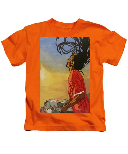 Pan Rising Kids T-Shirt