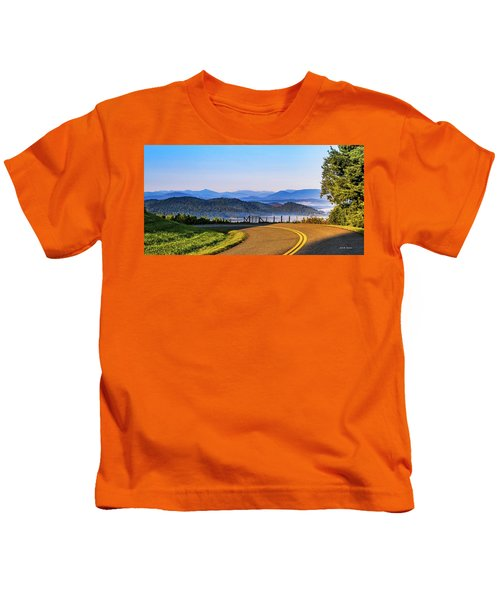 Parkway Morning Vista Kids T-Shirt