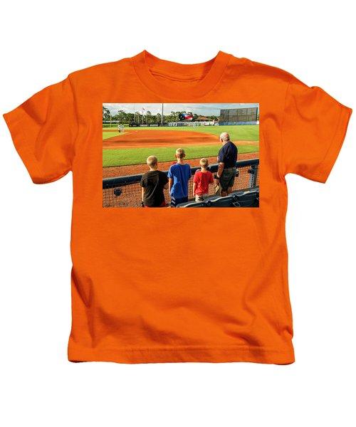 Patriotism Is Taught Kids T-Shirt