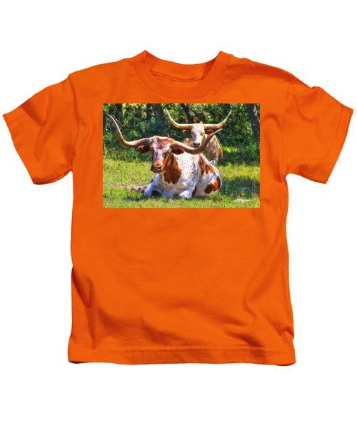 Peaceful Weapons Kids T-Shirt