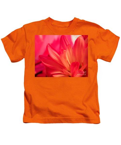 Petal Abstract Kids T-Shirt