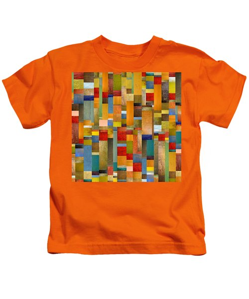 Pieces Parts Kids T-Shirt