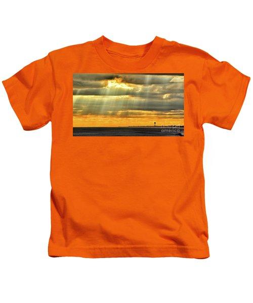 Pier Rays Kids T-Shirt