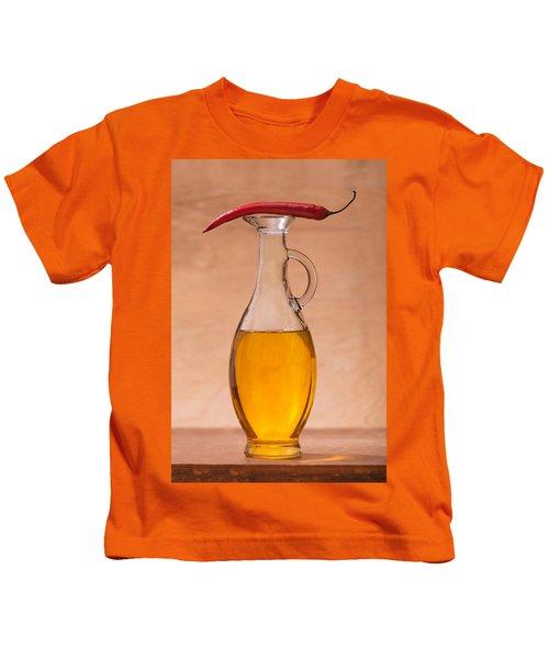 Pitcher And Pepper #1475 Kids T-Shirt