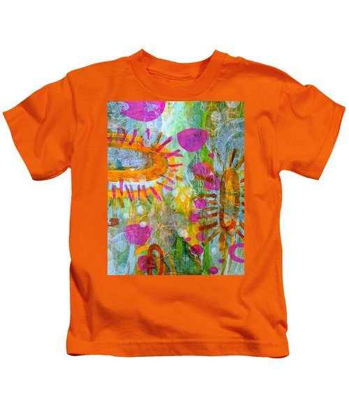 Playground In The Sea Kids T-Shirt