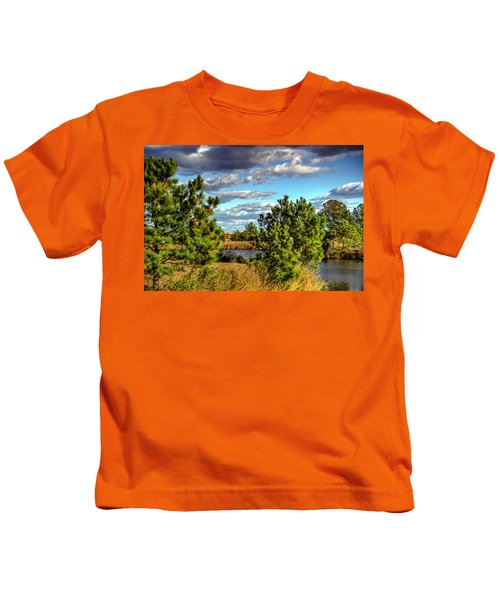 Pleasure House Point Natural Area  Kids T-Shirt