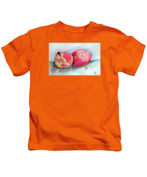 Pomegranates Kids T-Shirt
