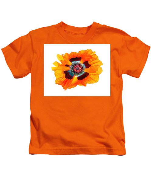 Poppy Pleasing Kids T-Shirt