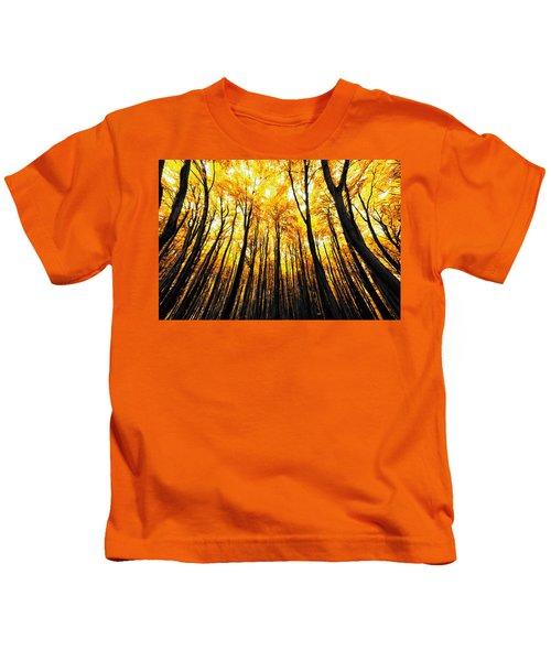 Power Of The Sun Kids T-Shirt
