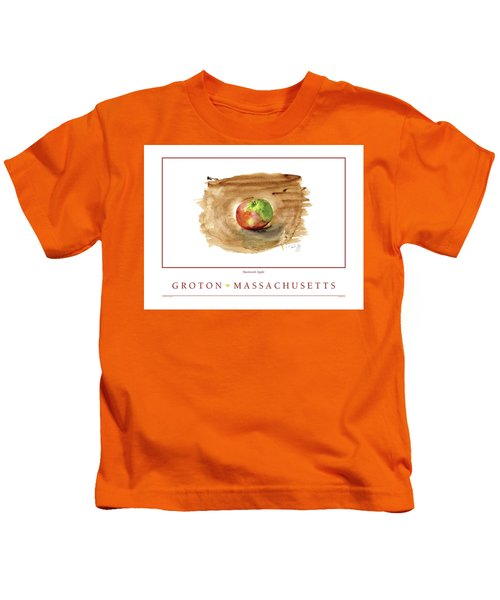 Groton, Massachusetts Kids T-Shirt