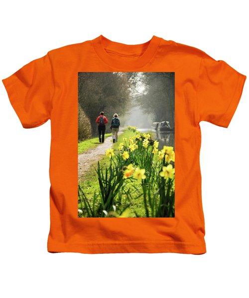 Rambling On Kids T-Shirt