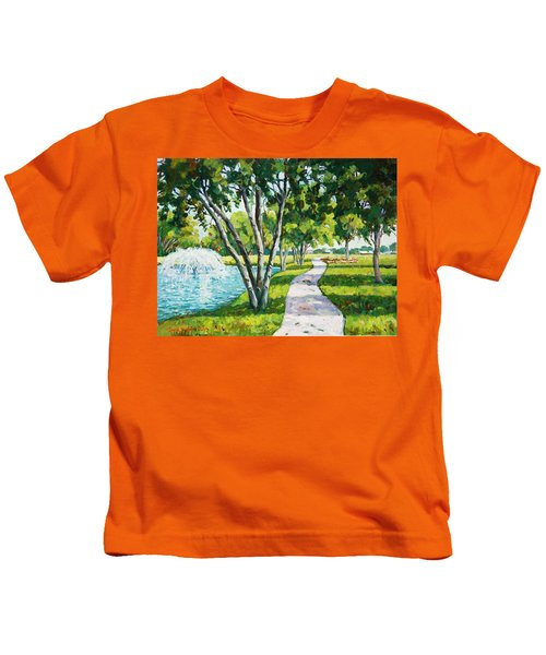 Rcc Golf Course Kids T-Shirt