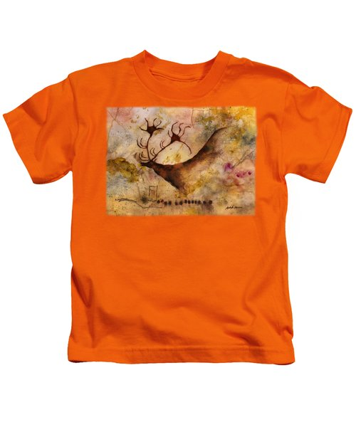 Red Deer Kids T-Shirt