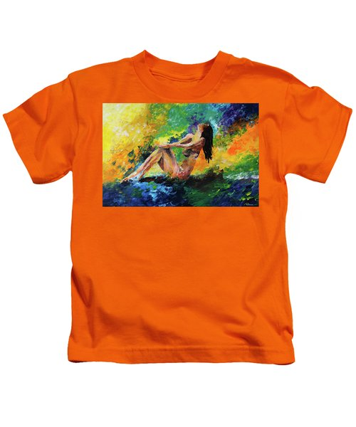 Relaxation Kids T-Shirt