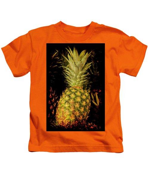 Renaissance Pineapple Kids T-Shirt