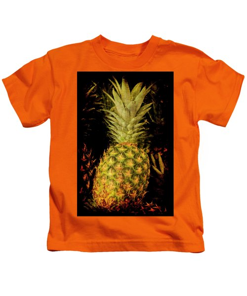 Renaissance Pineapple Kids T-Shirt