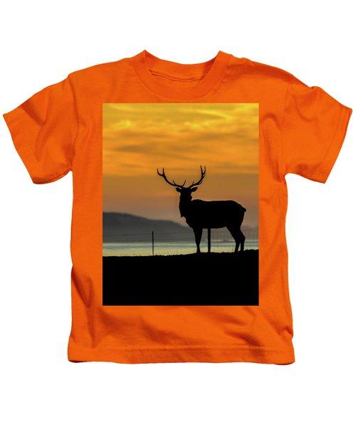 Reyes Morning  Kids T-Shirt
