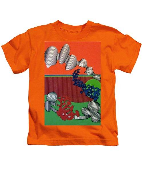 Rfb0124 Kids T-Shirt