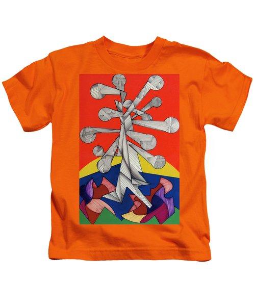 Rfb0501 Kids T-Shirt