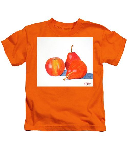 Ripe And Ready To Eat Kids T-Shirt