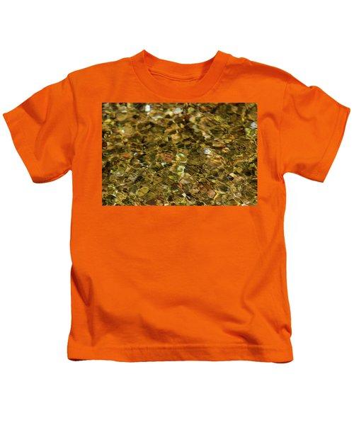 River Pebbles Kids T-Shirt