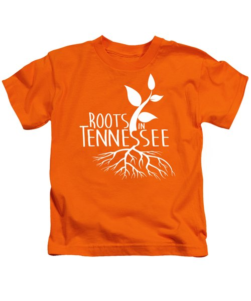 Roots In Tennessee Seedlin Kids T-Shirt