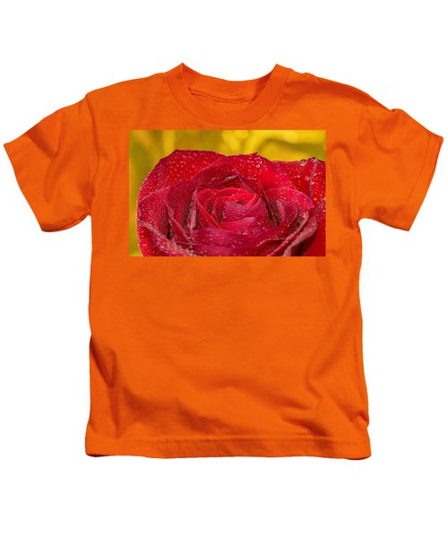 Rose N Gold Kids T-Shirt