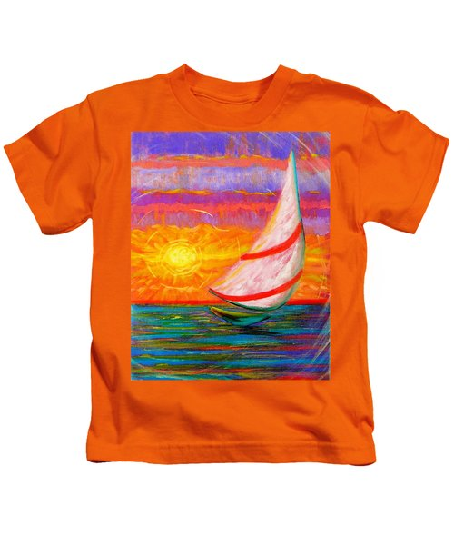 Sailaway Kids T-Shirt