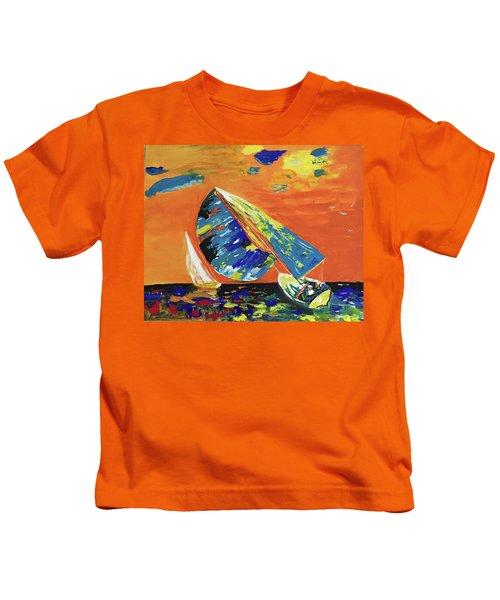 Sailing Kids T-Shirt