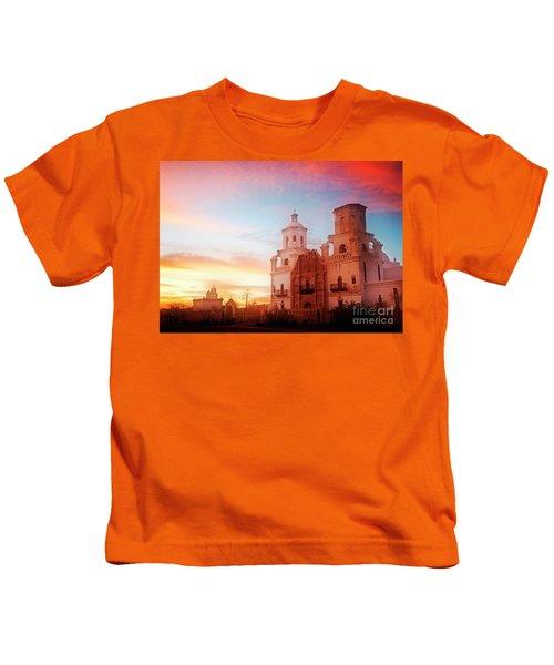 San Xavier Del Bac Kids T-Shirt