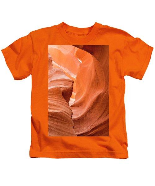 Sandstone Swirls  Kids T-Shirt