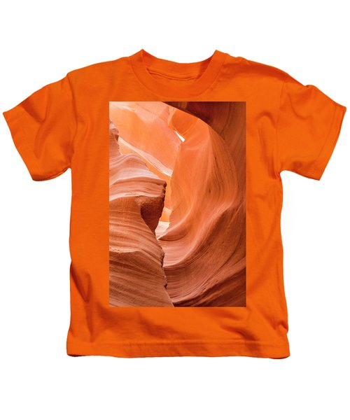 Sandstone Swirls  Kids T-Shirt
