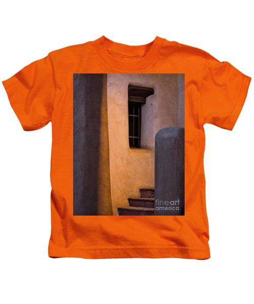 Santa Fe Steps Kids T-Shirt