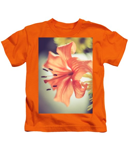 Scent Of Spring Kids T-Shirt