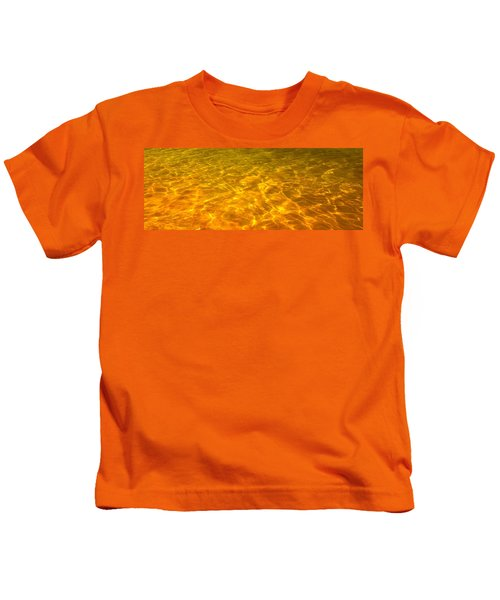 Sea Of Gold Kids T-Shirt